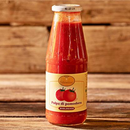 pomodoro biologico azienda agricola valentini